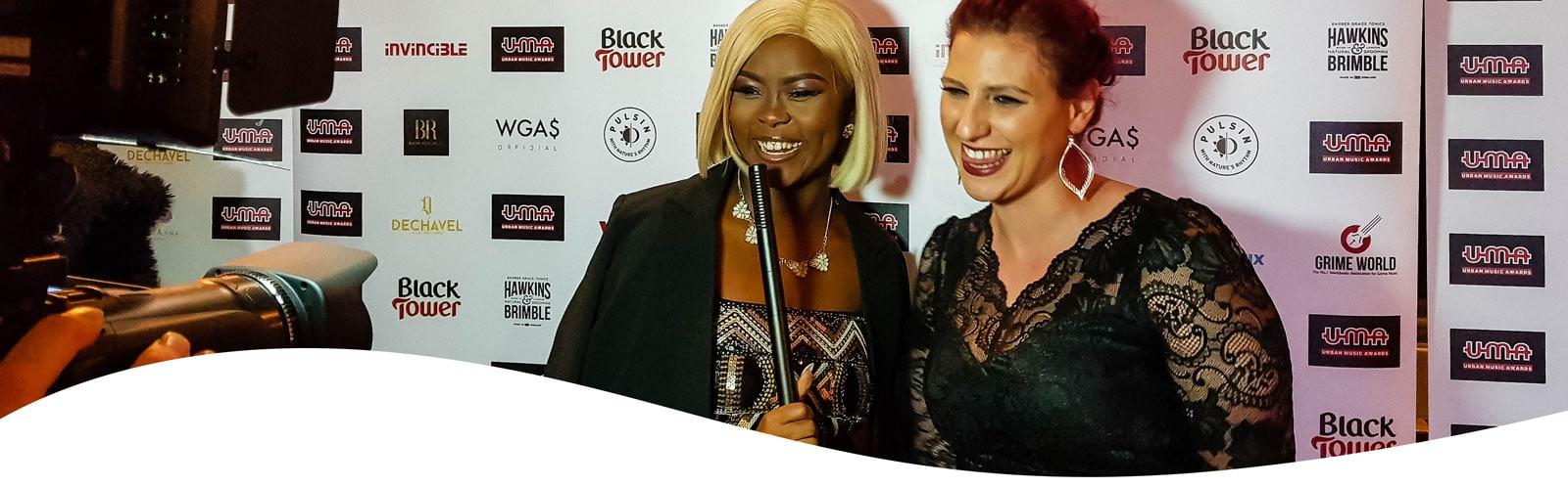 Despina, Uk artist, urban music awards, music awards, UMA, London, Brit awards, artist interview