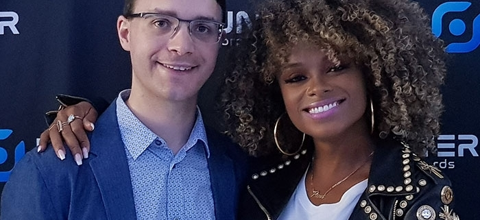 Matthew Humphrys, Fleur East, Hunter Corp Records