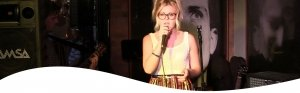 Gemma James, UK pop singer, UK Singer, Open mic