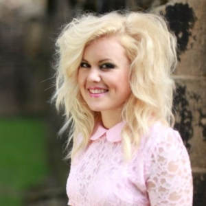 Gemma James, UK Pop singer, female singer