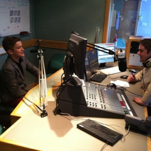 max Bowker, Radio station, Radio interview, UK singer