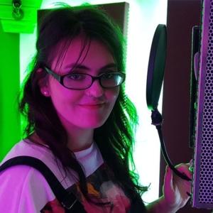 Amy Barker, UK singer