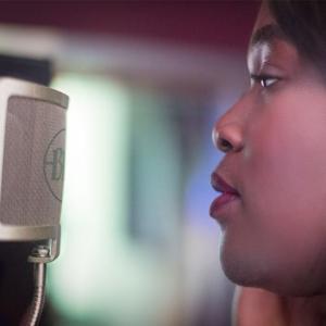 Seyi Adura, UK Singer, London artist, Recording Studio, Cedar West Studio