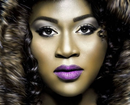 Seyi Adura, UK Singer, London artist