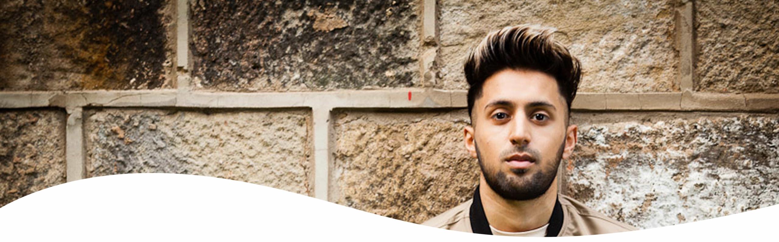 Mohzin, Uk Artist, UK singer, Asian singer